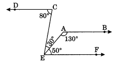 Lines and Angles Class 7 Extra Questions Maths Chapter 5 Q11