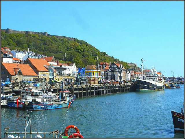 Scarborough Harbour ...