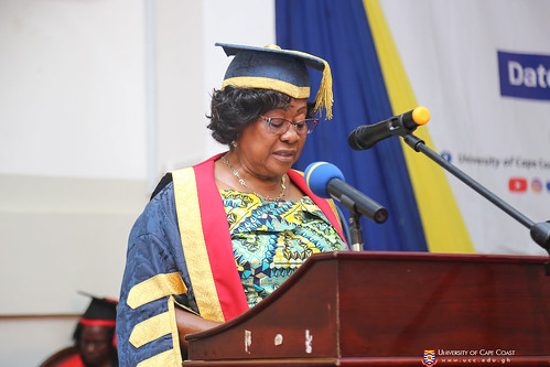 Mrs. Nancy O. C. Thompson, CHAIRMAN OF COUNCIL, delivering her address