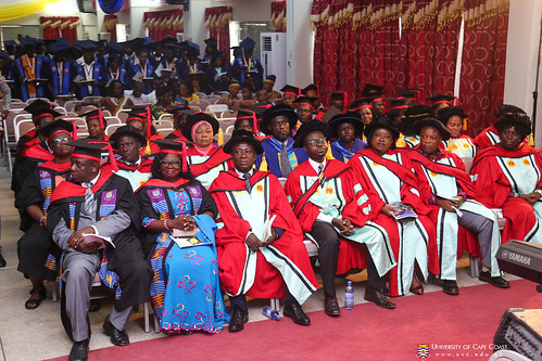 Some members of Convocation