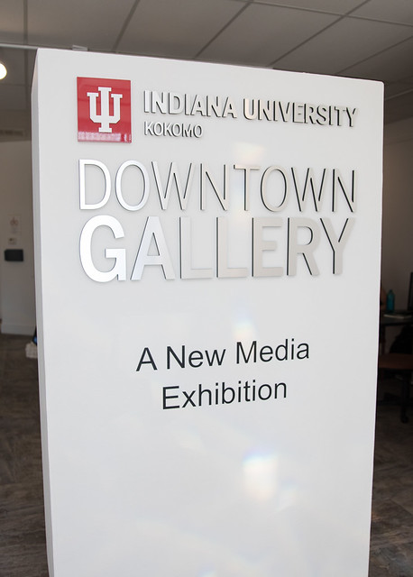 A New Media Exhibition with Erik Deerly: Downtown Art Gallery