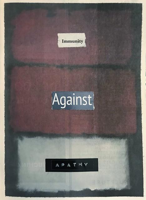 Immunity Against Apathy