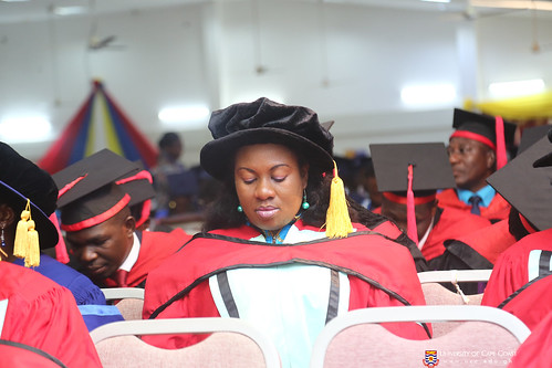 A member of convocation