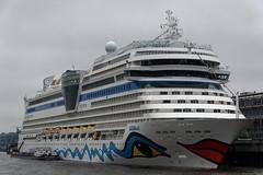 AIDA Sol am Cruise Center Altona