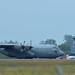 Lockheed C-130H Hercules at Langkawi Airport