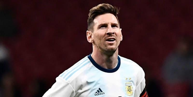 Messi perlu memblokir negativitas dari semua orang