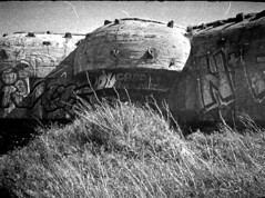 Espiant el bunker / Spying the bunker