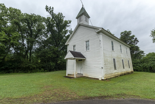 Sweetens Cove Primitive Baptist Church, Marion County, Tennessee
