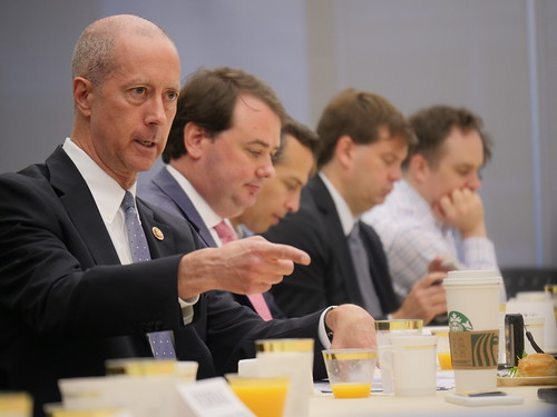 Defense Writers Group Breakfast with Rep. Mac Thornberry
