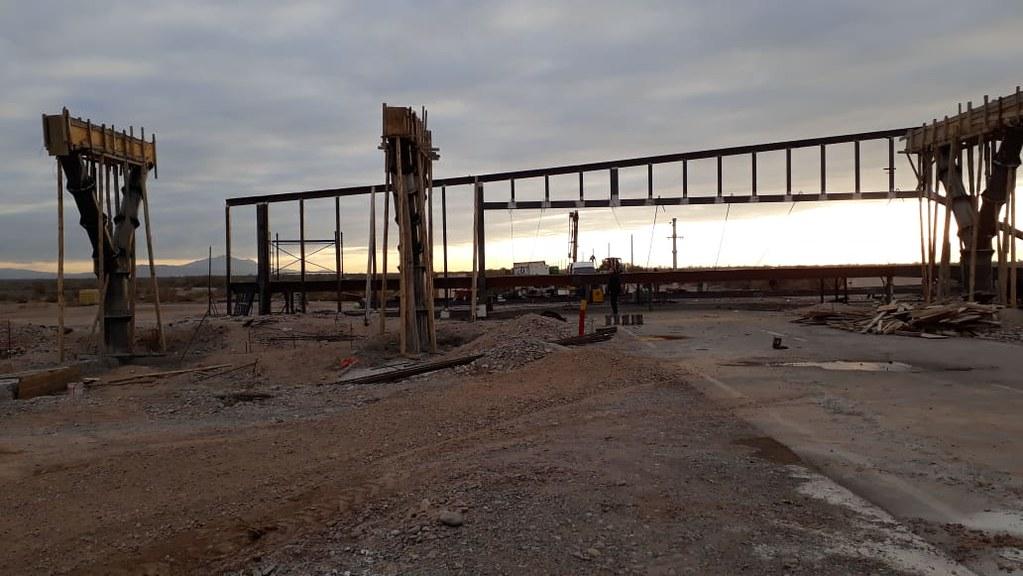 2019/06/19 AMBIENTE: Avanza la construcción del Portal del Complejo Ambiental San Juan