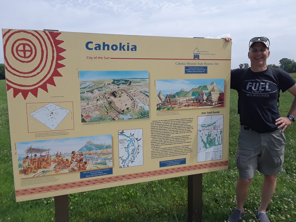 Cahokia Mounds State Historic Site :: the places I have been