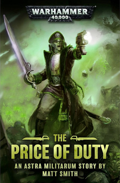 Мэтт Смит «Цена долга» | The Price of Duty by Matt Smith