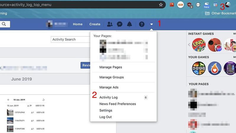ลบให้เกลี้ยงโพสต์เก่าๆ Facebook ด้วย Chrome extension - SOCIAL BOOK POST MANAGER