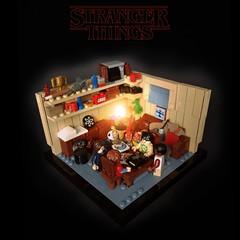 Stranger Things Season 1 - The Vanishing of Will Byers