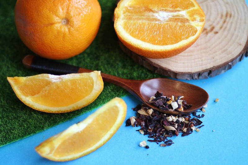 Teapro summer fruit cooler - Orange Sunshine Tisane