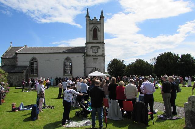 Clogher Pentecost Service