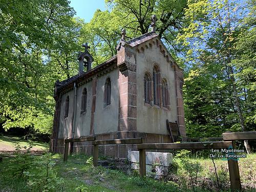 Chapelle du Lac de la Maix   by Lucia La Renarde