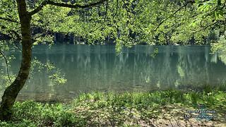 Lac de la Maix   by Lucia La Renarde