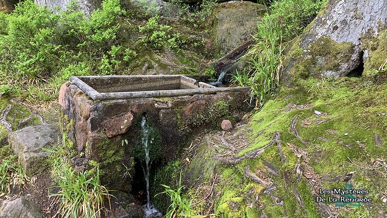 Fontaine du Lac de la Maix
