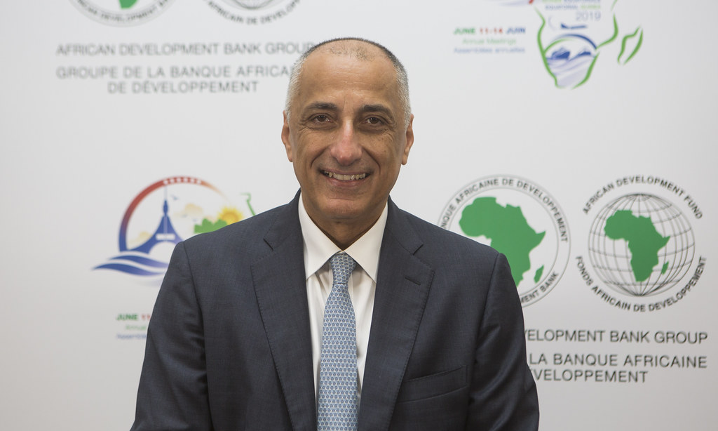 Malabo AfDB Annual Meetings Day 1 - Tarek Amer, Governor for Egypt