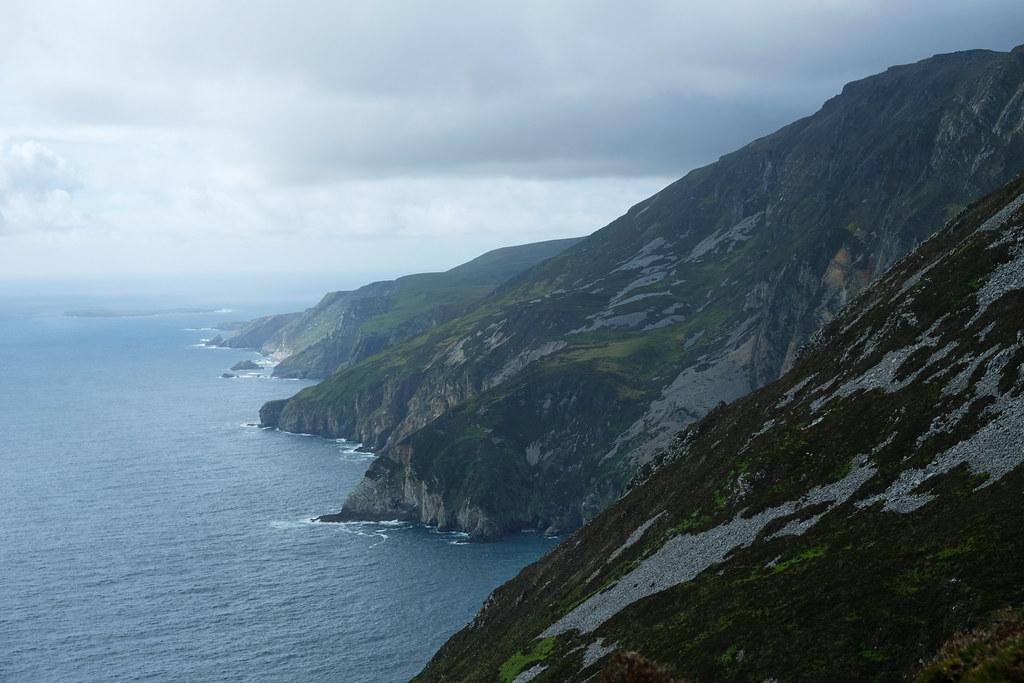 Slieve League Cliffs, Donegal, Ireland