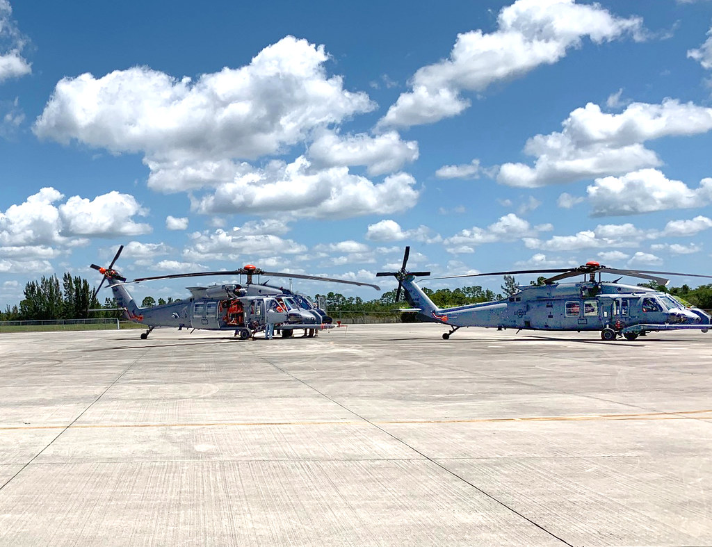 HH-60W Combat Rescue Helicopters