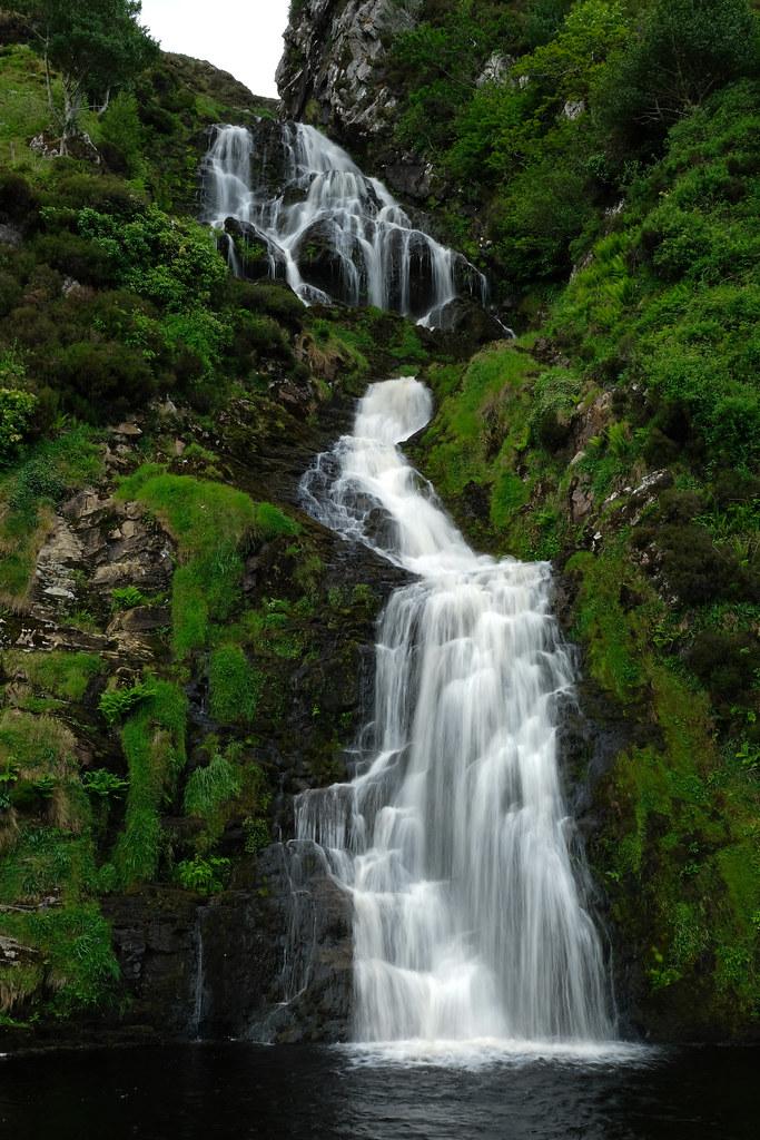 Assaranca Waterfall, Ireland
