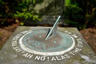 Graveyard philosophy