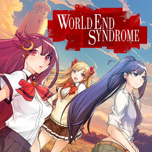 Thumbnail of 	WORLDEND SYNDROME	 on PS4