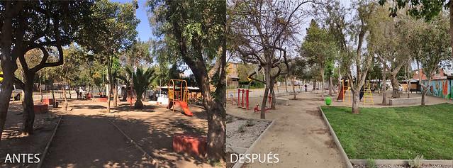 Plaza Nuevas Generaciones|Renca|BTG Pactual