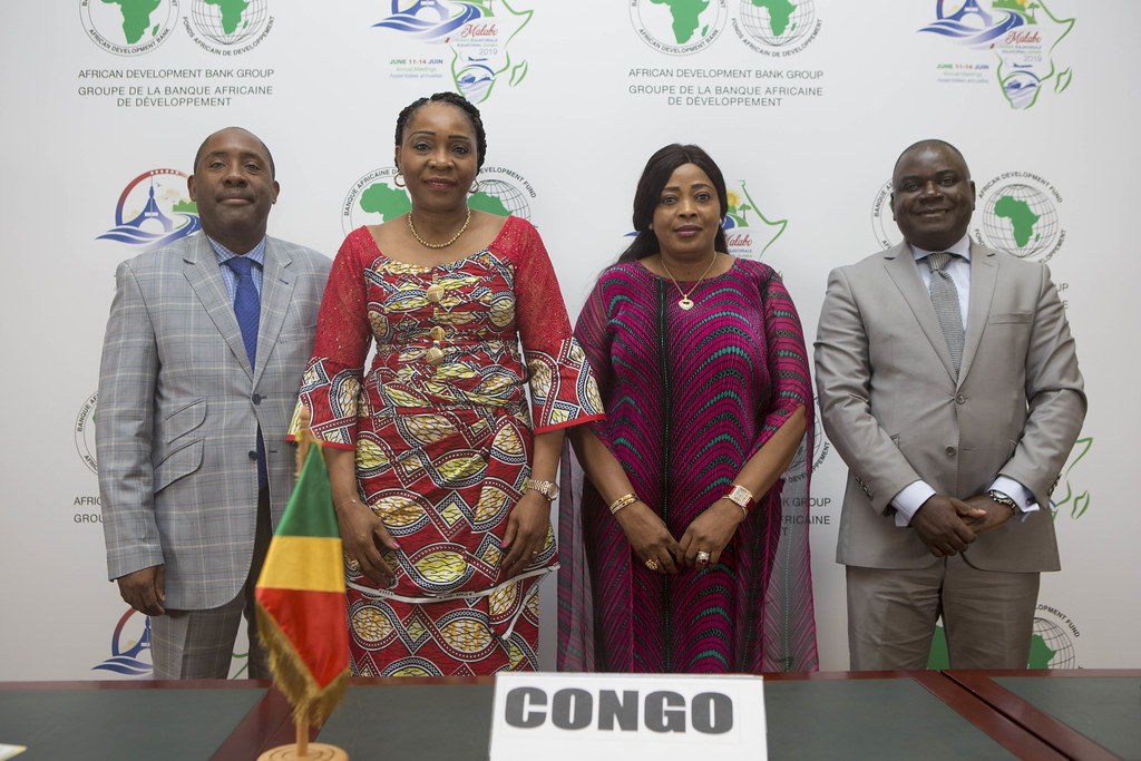 Malabo AfDB Annual Meetings Day 1 - Ingrid Ebouka-Babackas, Minister of Planning, Statistics and Regional Integration for Congo