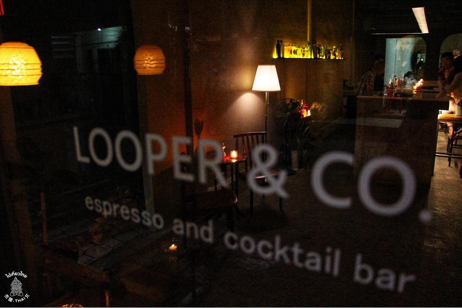 白天文青咖啡晚上特調酒吧《Looper Co.》