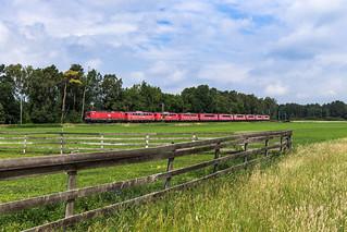 MEG 143 175 + Schrottloks - Nienburg/Langendamm | by Pau Sommerfeld Acebrón