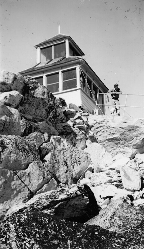 Wagner Butte, 1942