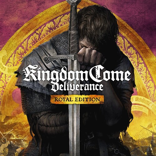 Thumbnail of 	Kingdom Come: Deliverance Royal Edition	 on PS4