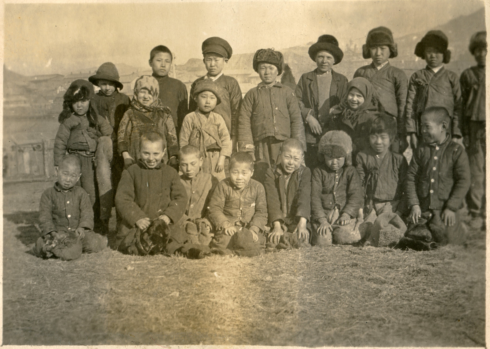 1918. Дети