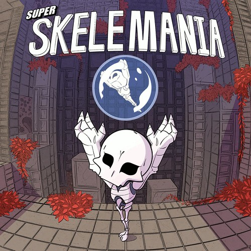 Thumbnail of 	Super Skelemania	 on PS4