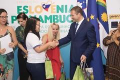 Exposição Eslovenia Pernambuco