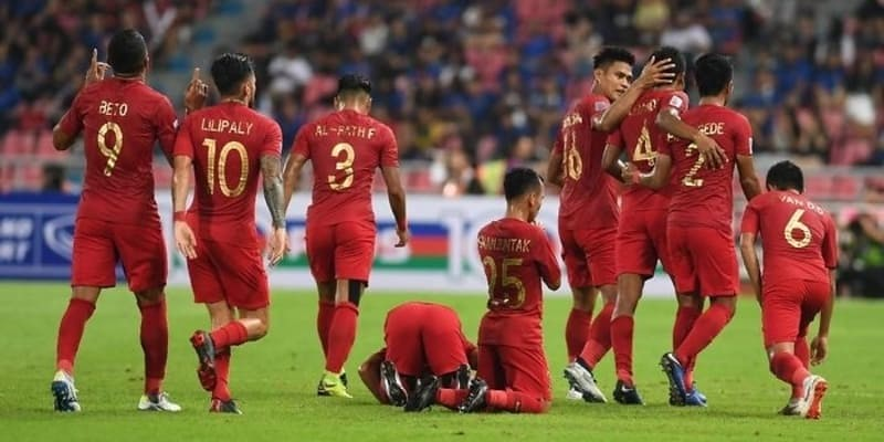 Hasil Pertandingan Yordania VS Indonesia Skor 4-1