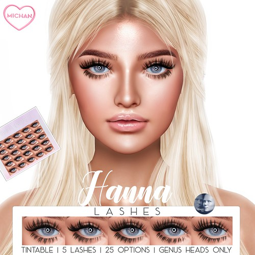 Hanna Lashes @ ACCESS