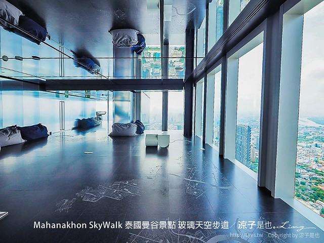 Mahanakhon SkyWalk 泰國曼谷景點 玻璃天空步道 21