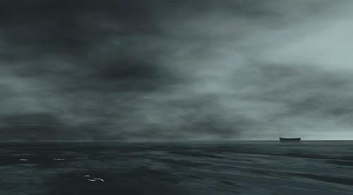 The Silence of the Sea . El silencio del mar