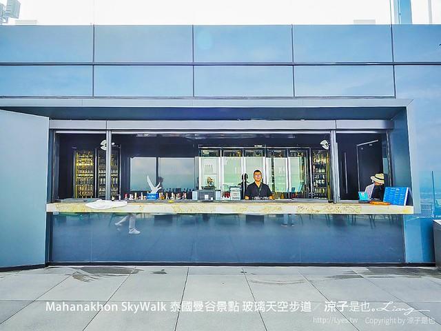 Mahanakhon SkyWalk 泰國曼谷景點 玻璃天空步道 26