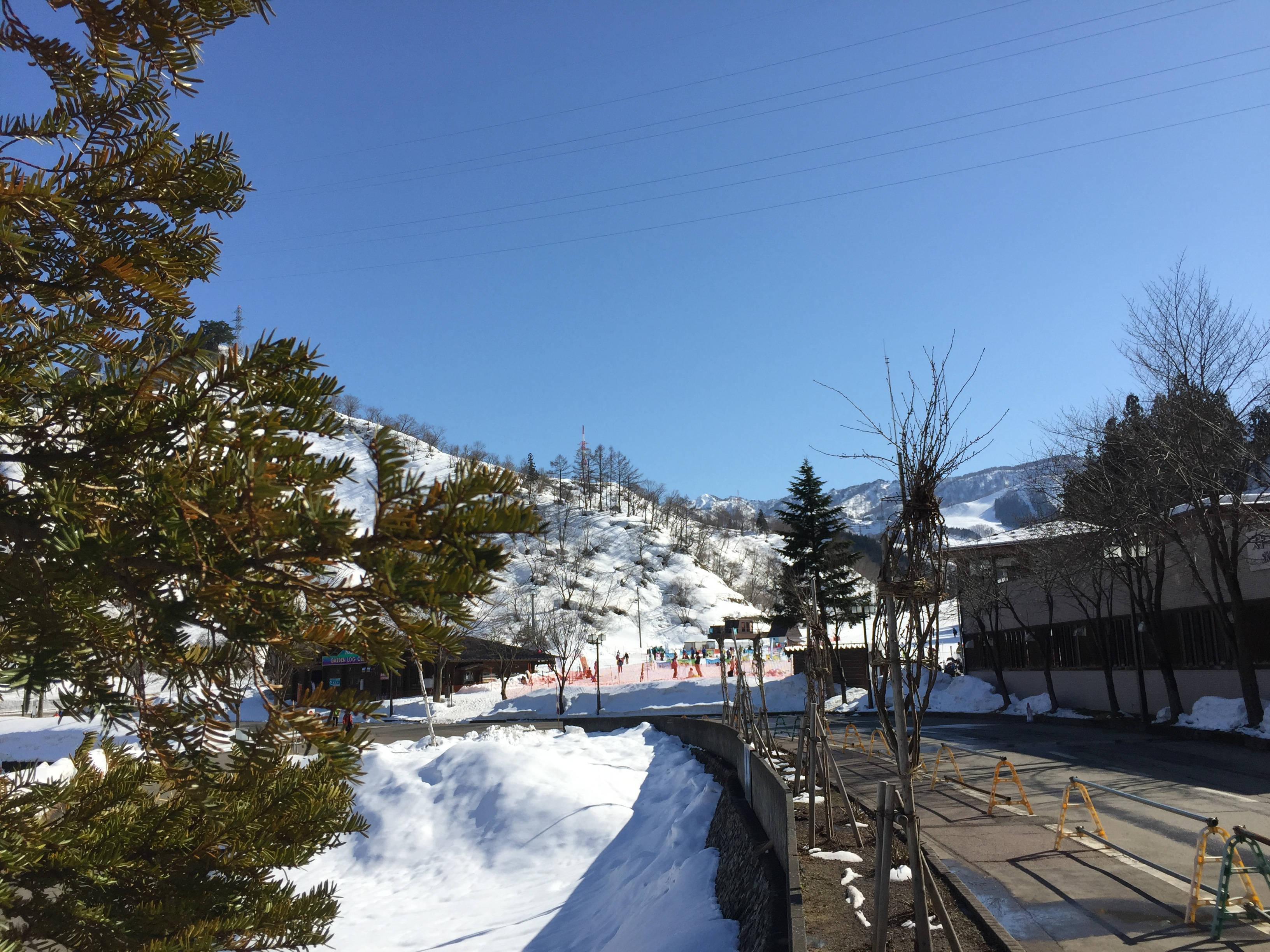Ski village in Yuzawa. From Travel to Asia: A New Understanding–Villages Found