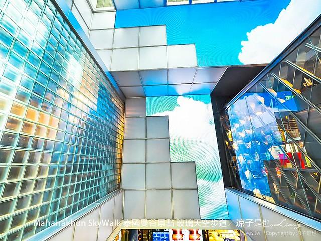 Mahanakhon SkyWalk 泰國曼谷景點 玻璃天空步道 56