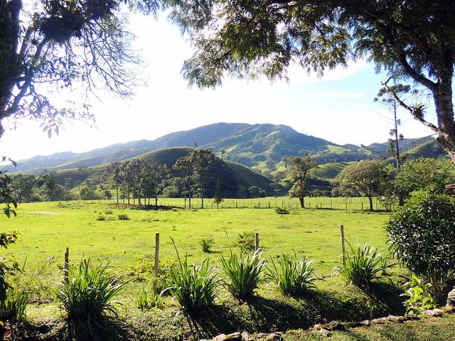 Panorama rural.