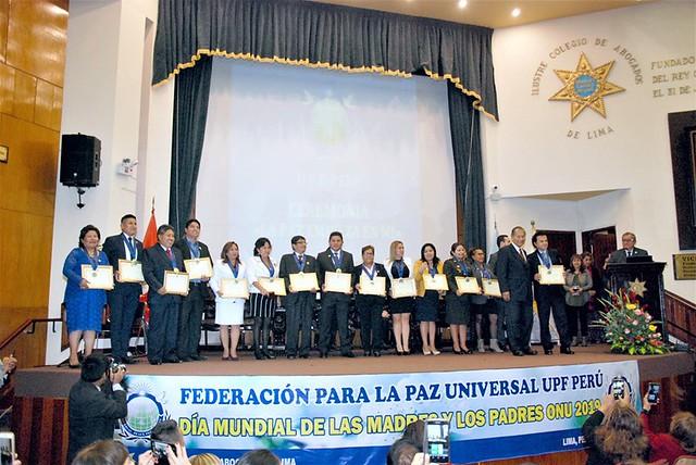 Peru-2019-05-27-Global Day of Parents Celebrated in Peru