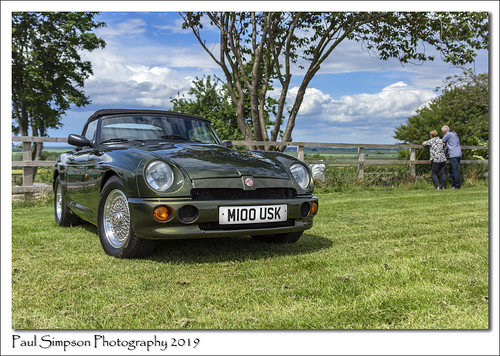 paulsimpsonphotography imagesof imageof photoof photosof mg mgv8 british sunshine carshow carsfromthe1990s nottinghamshire greencar england classiccars classiccarshow june2019 summertime villageshow bassetlaw sonya77