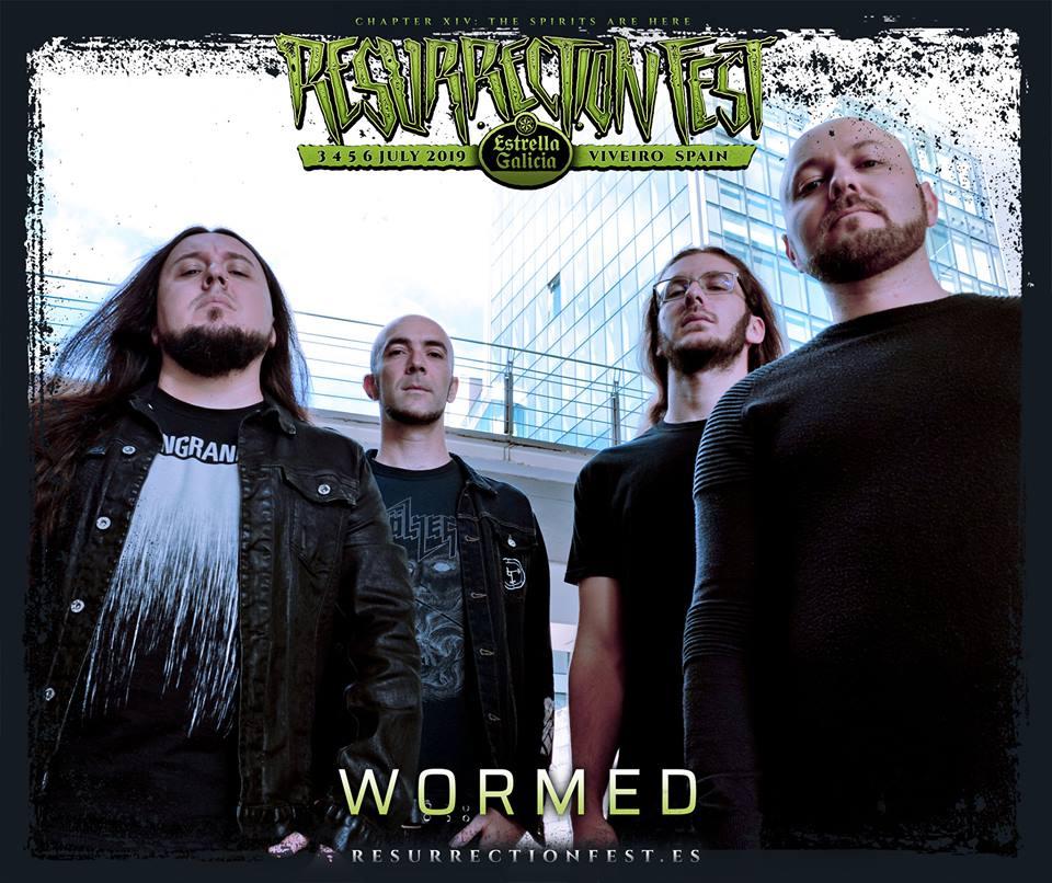 西班牙技術死亡金屬巨頭 Wormed 公布新曲試聽 Remote Void