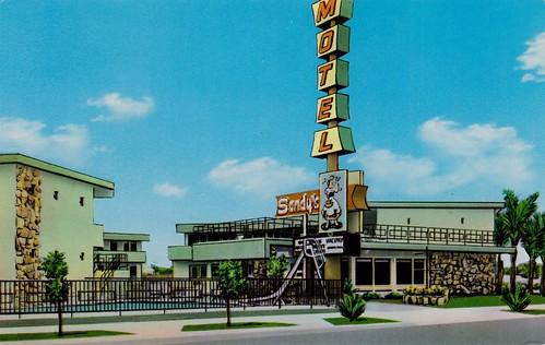 Sandy's Motel Anaheim,CA